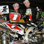 Video – Roczen vence e Villopoto conquista o Ama Supercross 2012