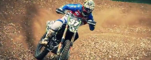 Vídeo: Team Rockstar Bud Racing Kawasaki no GP da França