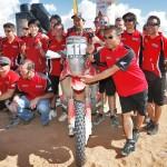 Felipe Zanol aprova participação no Rally do Marrocos