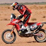 Felipe Zanol assume oitavo lugar no Rally do Marrocos