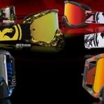 Novas cores e lentes dos óculos Dragon MDX e Vendetta