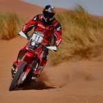 Felipe Zanol inicia o Rally do Marrocos em 12º lugar