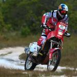 Felipe Zanol tem 100% de rendimento no Rally das Serras