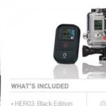 A aguardada câmera GoPro Hero 3 chega ao Brasil