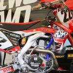 Vídeo: Conheça a moto de Chad Reed