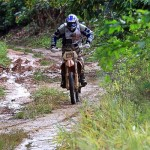 Rally Transbahia acelera o levantamento do percurso das motocicletas