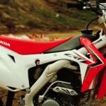Conheça a nova Honda CRF250R 2014