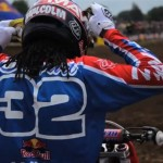 Team Troy Lee Designs em Red Bud MX 2013