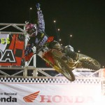 Adam Chatfield vence a 2ª etapa e lidera a MX Pró no Arena Cross