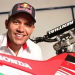 Honda contrata Felipe Zanol como consultor de rali/enduro e chefe de equipe
